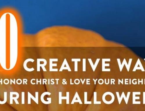 Halloween Evangelism Challenge